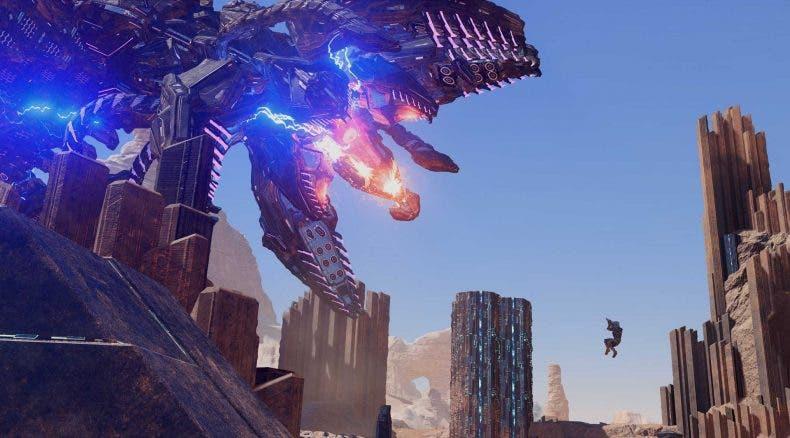 Más gameplay e imágenes de Mass Effect Andromeda 1