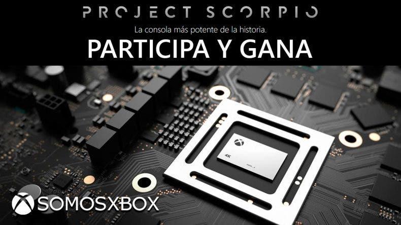 Participa en nuestra encuesta y consigue una Project Scorpio gratis 1