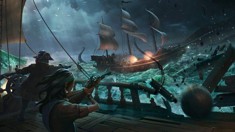 Las retransmisiones de Sea of Thieves han aumentado el número de reservas 1