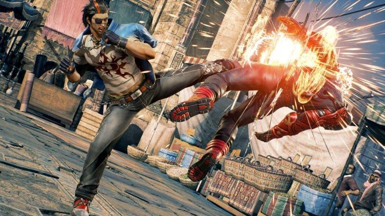 Tekken 7 dispara la adrenalina con sus nuevos trailers 1