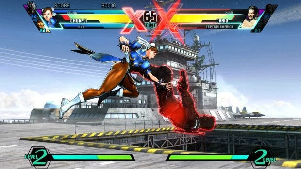 Análisis de Ultimate Marvel vs. Capcom 3 - Xbox One 4