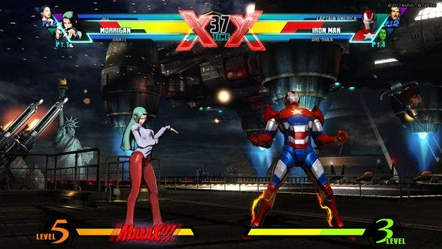 Análisis de Ultimate Marvel vs. Capcom 3 - Xbox One 1