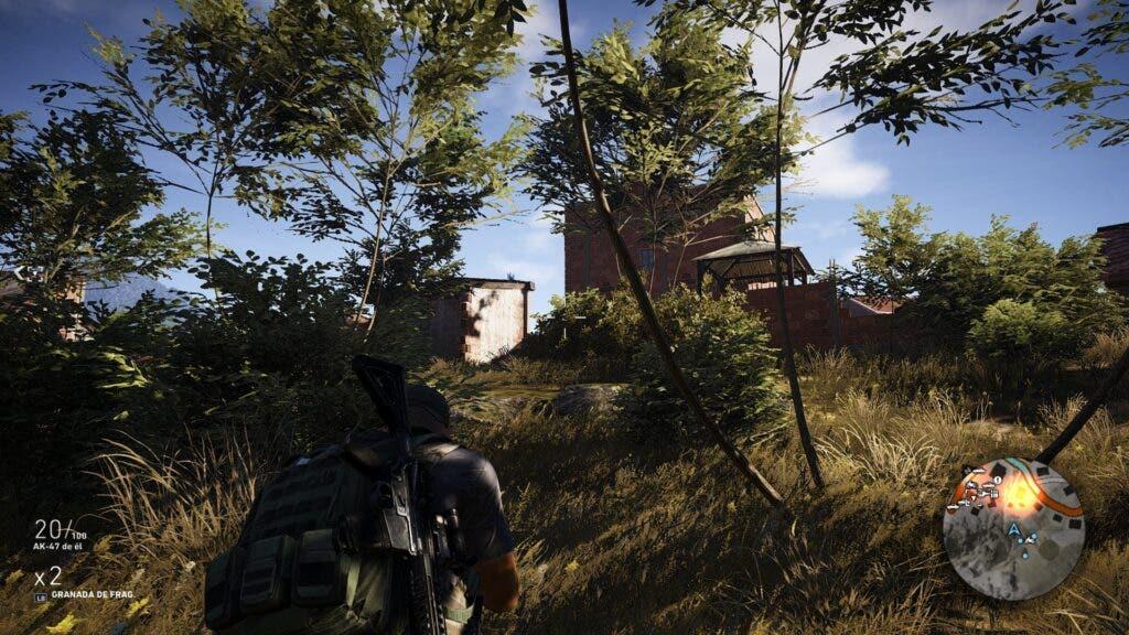 Análisis de Ghost Recon: Wildlands - Xbox One 4
