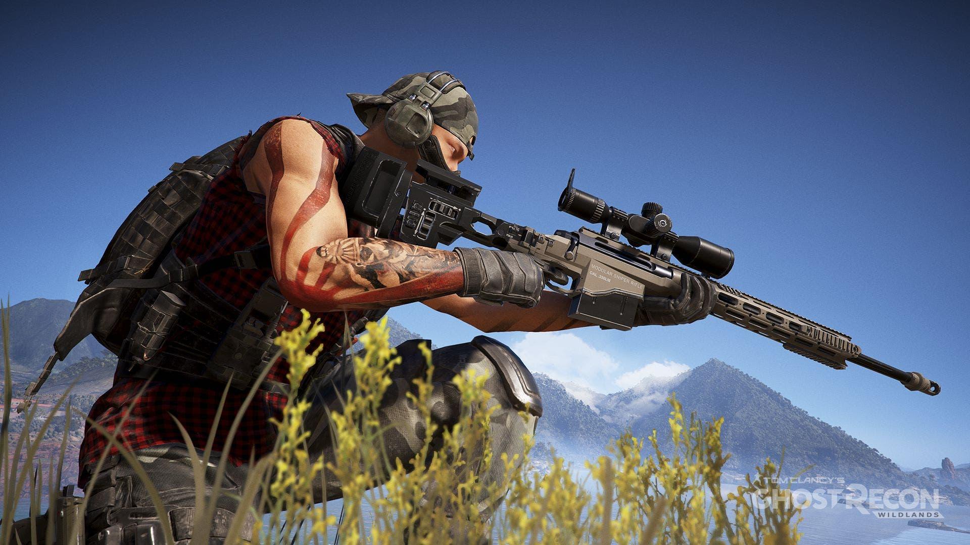 Ghost Recon Wildlands recibe gratis un nuevo modo multijugador basado en los battle royale