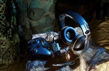 Unboxing de los cascos Thrustmaster 350x para Xbox One 18