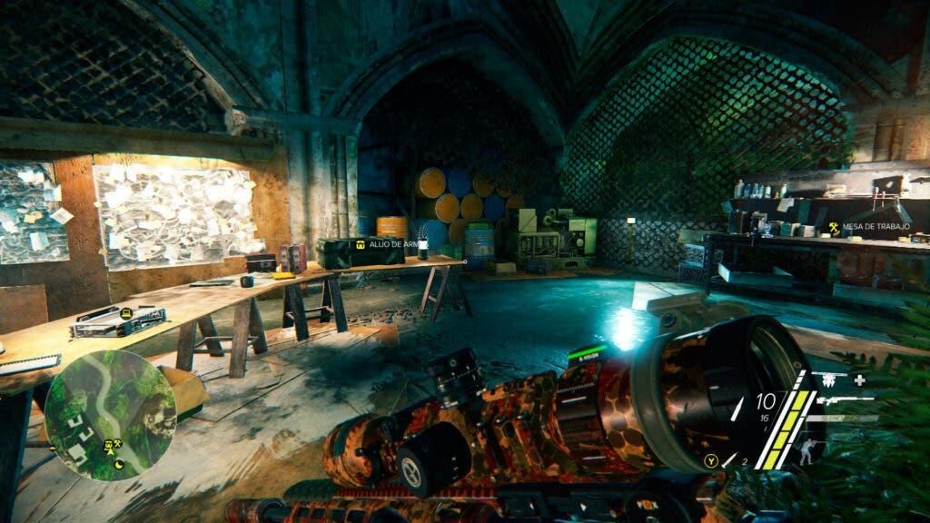 Análisis de Sniper Ghost Warrior 3 - Xbox One 2