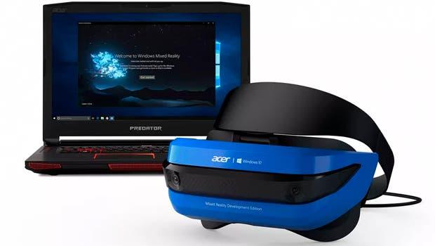 La realidad virtual en Project Scorpio llegará en 2018 1