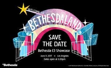 Bethesda está entusiasmada con todo lo que tiene para mostrar en el E3 10