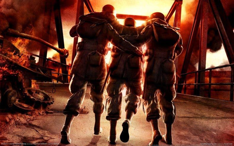 Anunciada una serie de Brothers in Arms 1