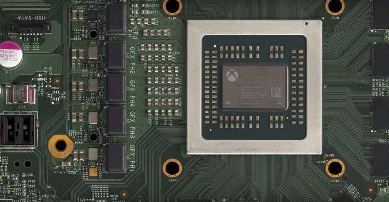 Microsoft desbloquea la memoria de Xbox Scorpio para los desarrolladores 1