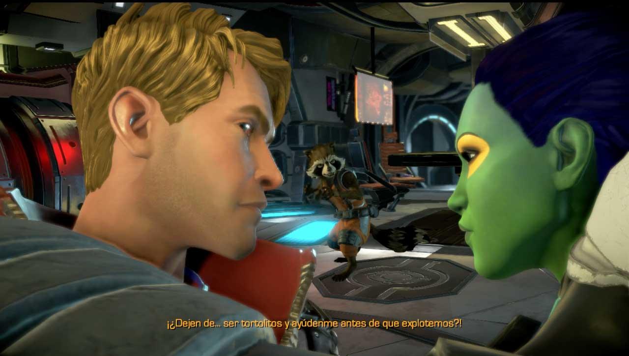Análisis de Guardianes de la Galaxia Episodio 1 - Xbox One 1