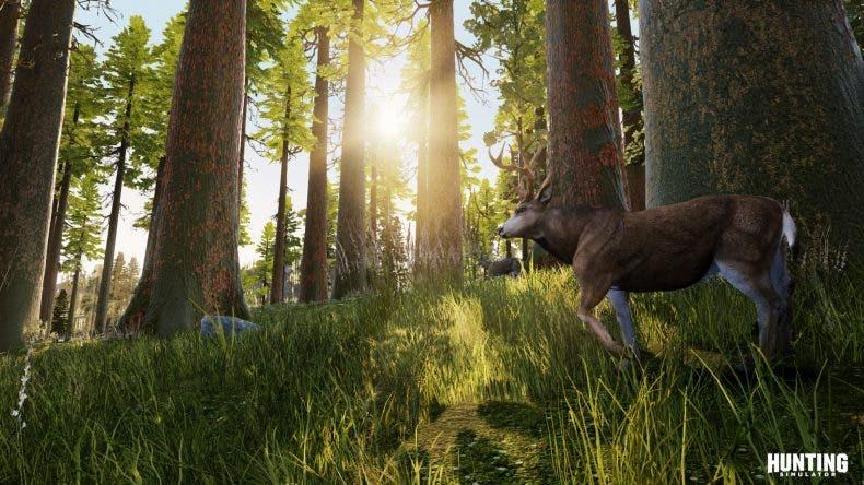 Hunting Simulator muestra su bestiario en un nuevo trailer 1