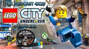 CX Podcast 4x29, especial Star Wars Battlefront II y análisis de LEGO City Undercover 3