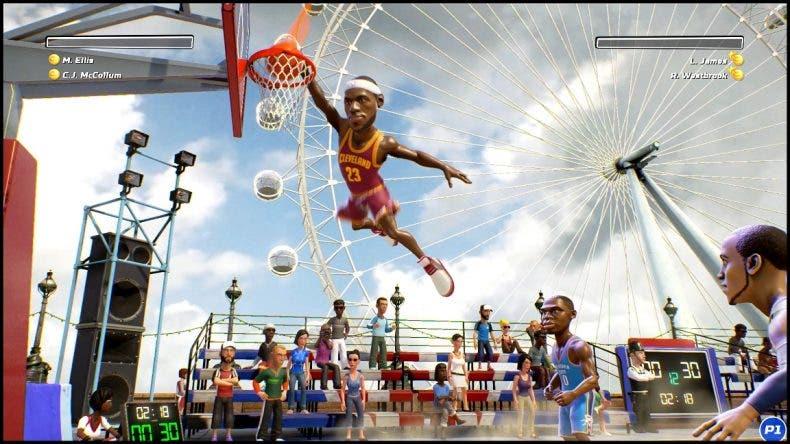 NBA Playgrounds nos muestra su tráiler de lanzamiento 1