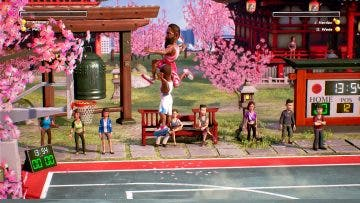 Publicadas las primeras imágenes de NBA Playgrounds 21