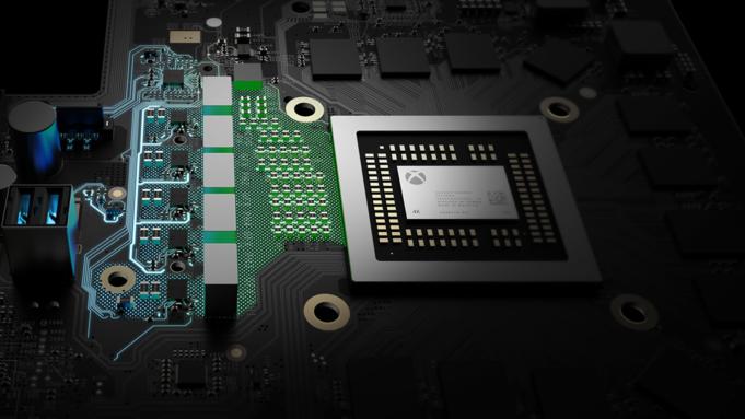 Geoff Keighley filtra el precio de Xbox Scorpio 1