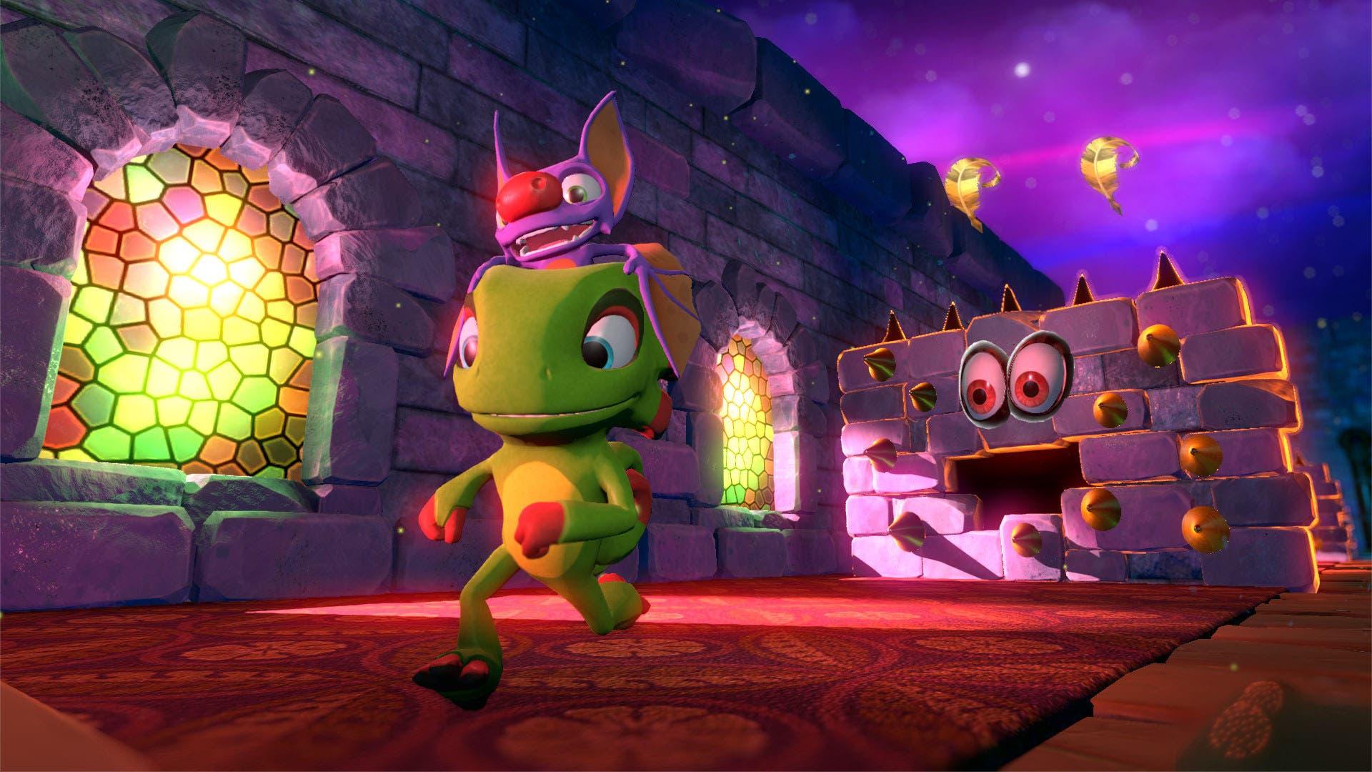 Análisis de Yooka-Laylee - Xbox One 6