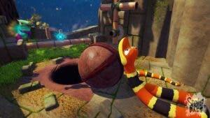 Análisis de Snake Pass - Xbox One 3
