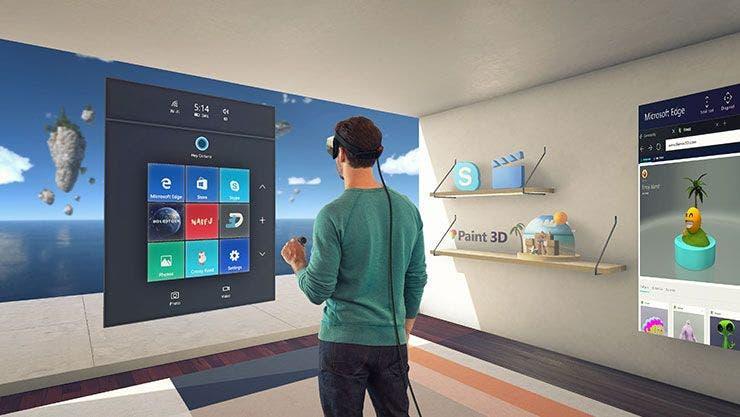 La realidad virtual en Project Scorpio llegará en 2018 2
