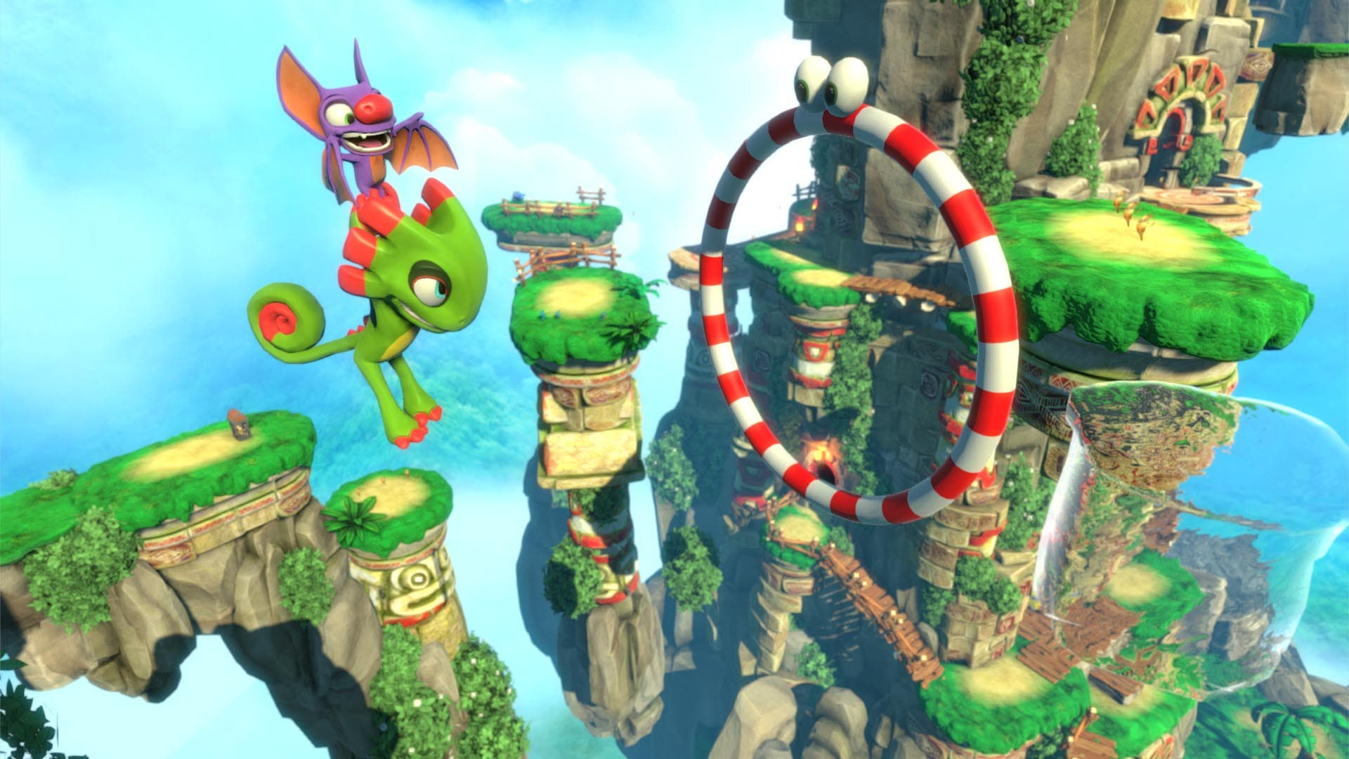 Análisis de Yooka-Laylee - Xbox One 5