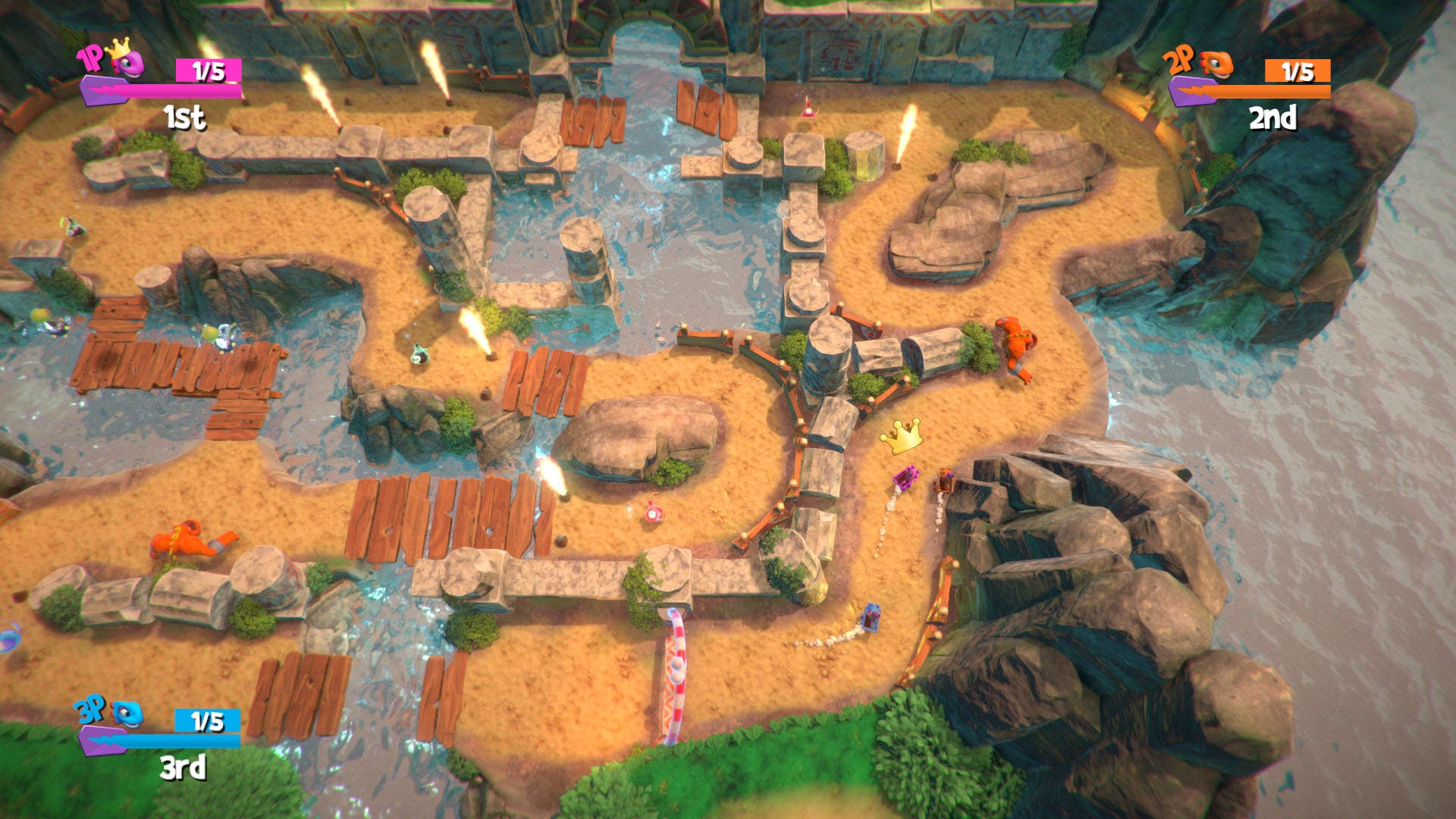 Análisis de Yooka-Laylee - Xbox One 4