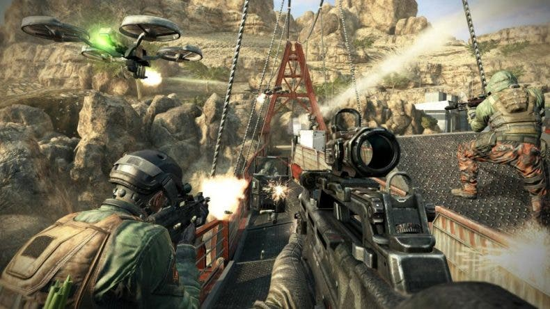 Llega Call of Duty: Black Ops II a Xbox One gracias a la retrocompatibilidad 1