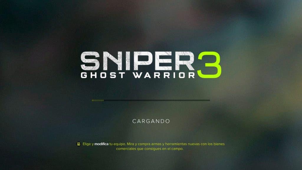 Análisis de Sniper Ghost Warrior 3 - Xbox One 1