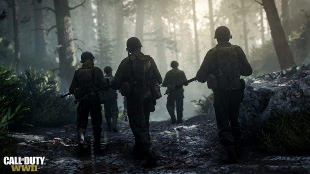 Call of Duty WWII: Vanguard usaría el motor de Modern Warfare según nuevas informaciones 2