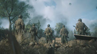 Las mejoras de Call of Duty WWII en Xbox One X en una nueva comparativa 1