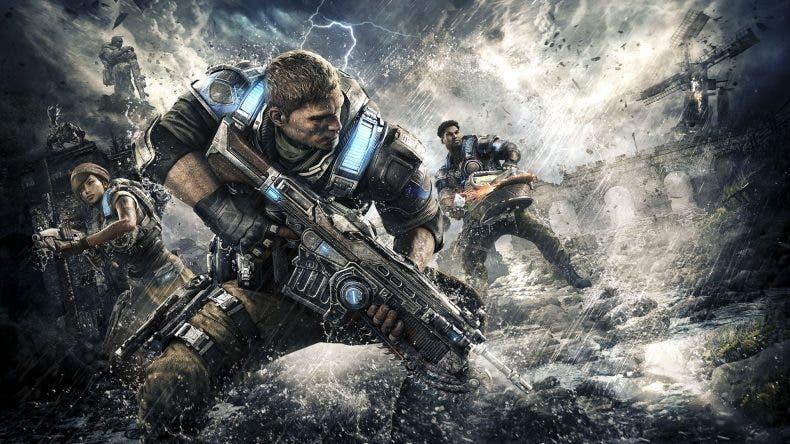 Análisis y gameplay de Gears of War 4 en Xbox One X en sus dos modos 1