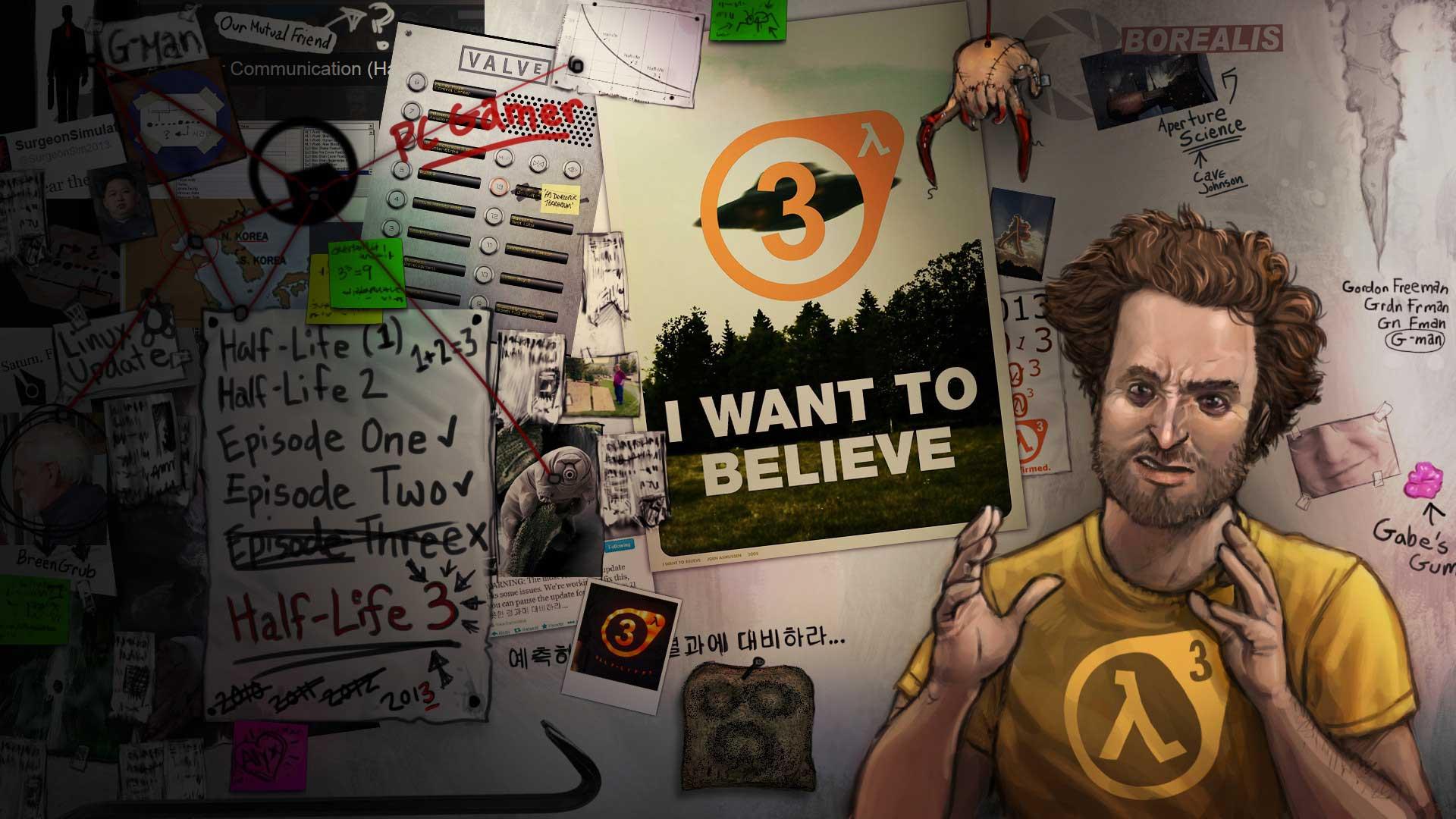 Valve parece emocionada con la posibilidad de desarrollar Half Life 3 2