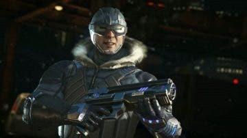 Injustice 2 nos deja helados con el gameplay de Captain Cold 4