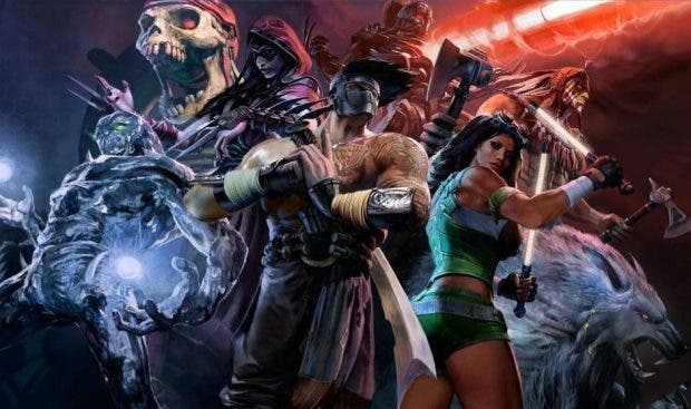 Iron Galaxy would be willing to make a new Killer Instinct 2