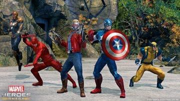 Anunciado Marvel Heroes Omega para Xbox One, un RPG que llegará este año 26