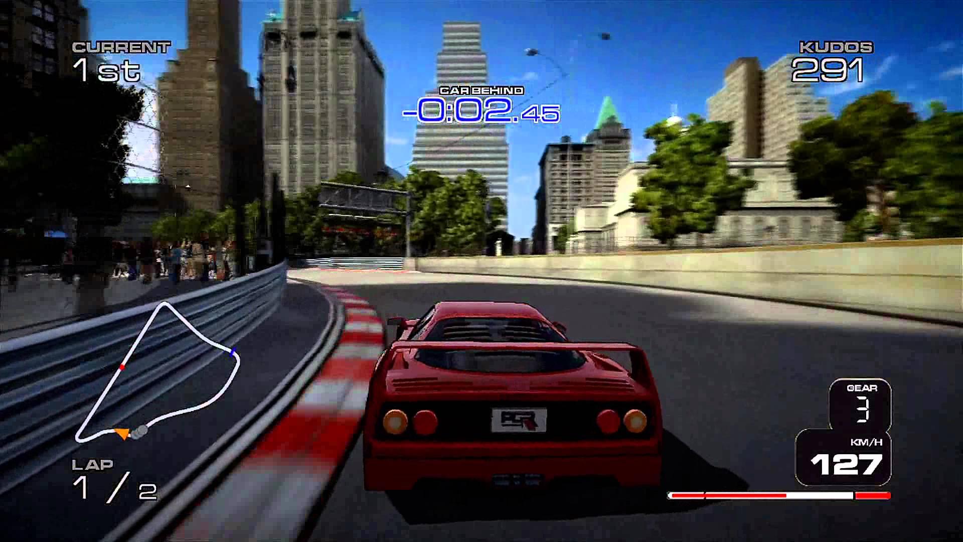15 exclusivos de Xbox: Project Gotham Racing 2 3