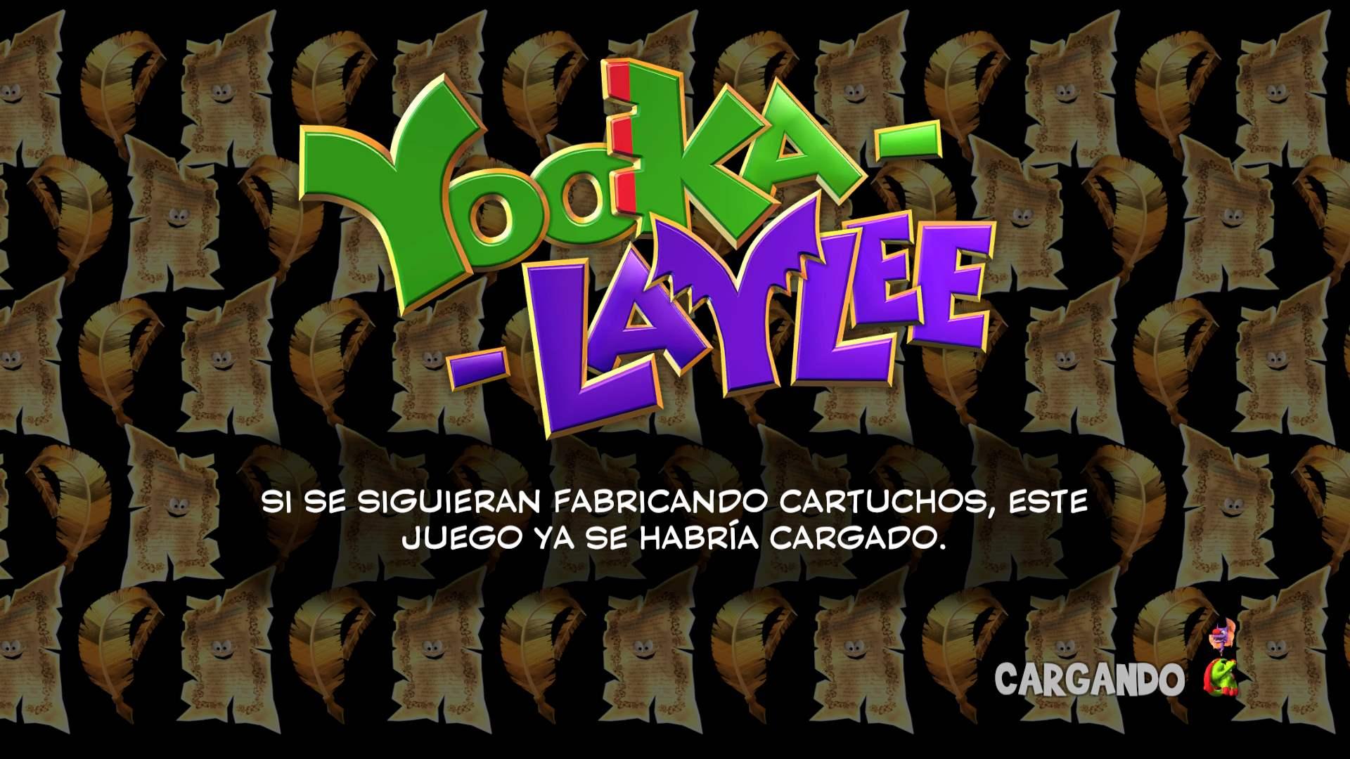 Análisis de Yooka-Laylee - Xbox One 1