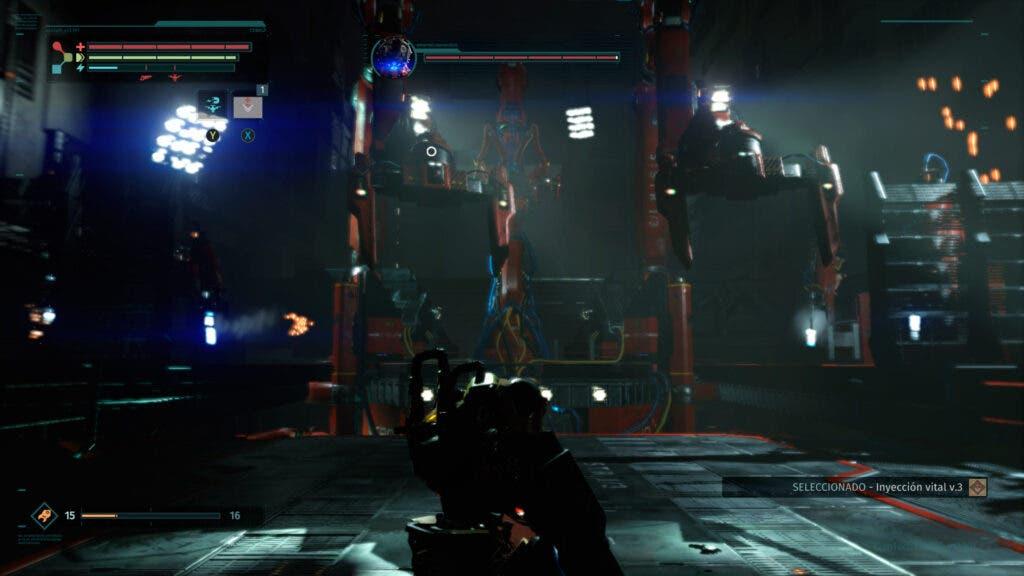 Análisis de The Surge - Xbox One 5