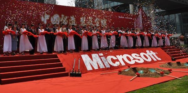 Microsoft presentará nuevo hardware el 23 de mayo en Shanghai 1