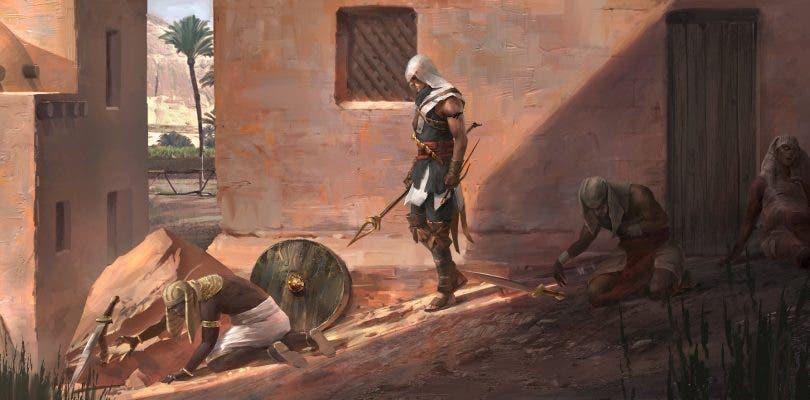 Assassin's Creed: Origins ofrecerá gran cantidad de contenido transmedia para su ambientación 2