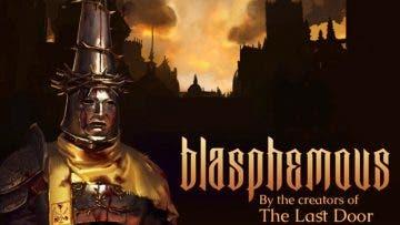 Blasphemous conquista Kickstarter y confirma su llegada a Xbox One 11
