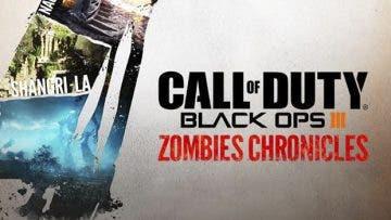 Call of Duty: Black Ops III Zombie Chronicles llegará este mes 12