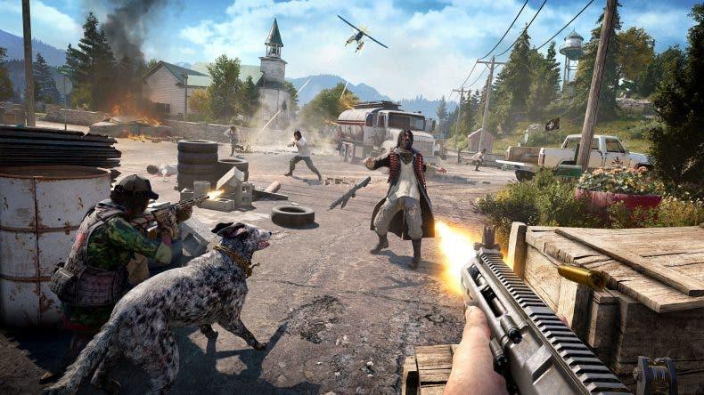 Ubisoft habla sobre la duración de Far Cry 5 1