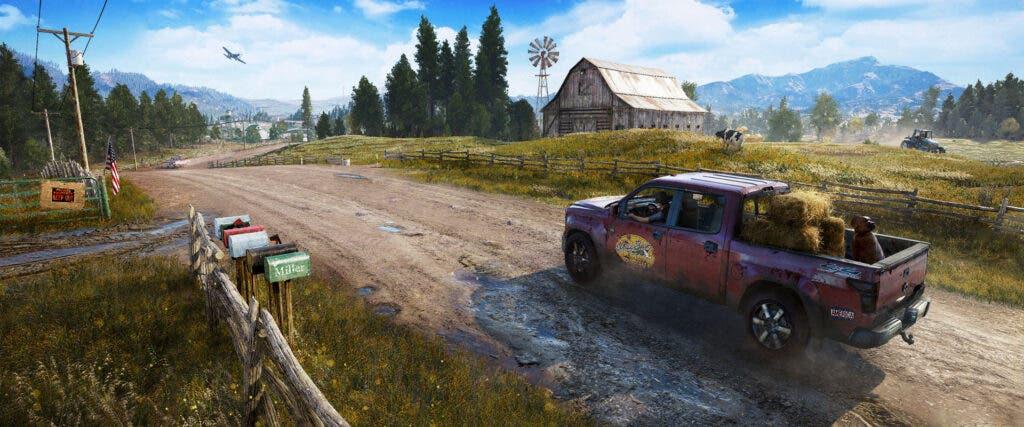 Desde Far Cry 5 se enfrentan a las acusaciones que buscan cancelar el juego 1