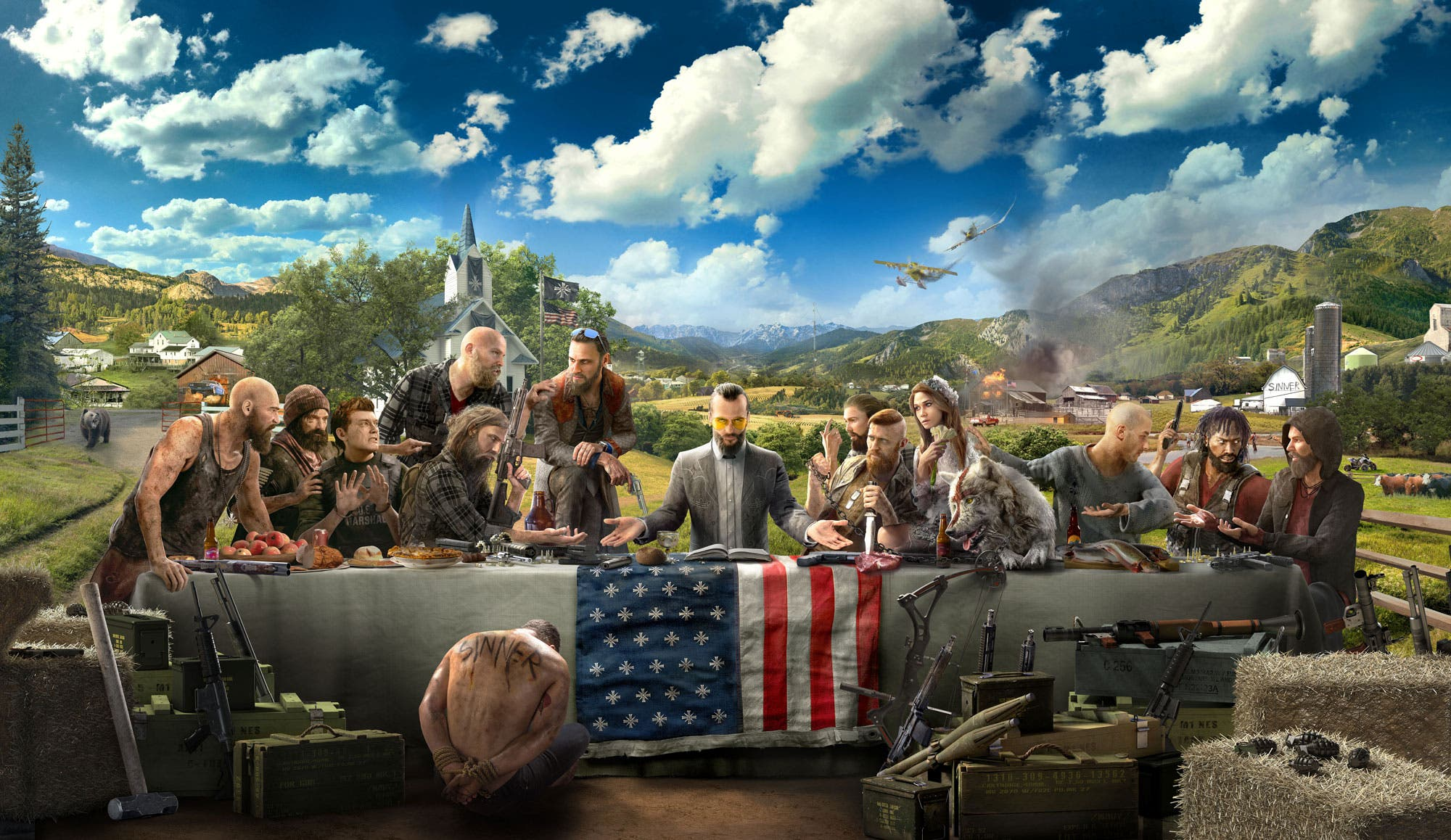 Far Cry 5 gratis este fin de semana en Uplay PC