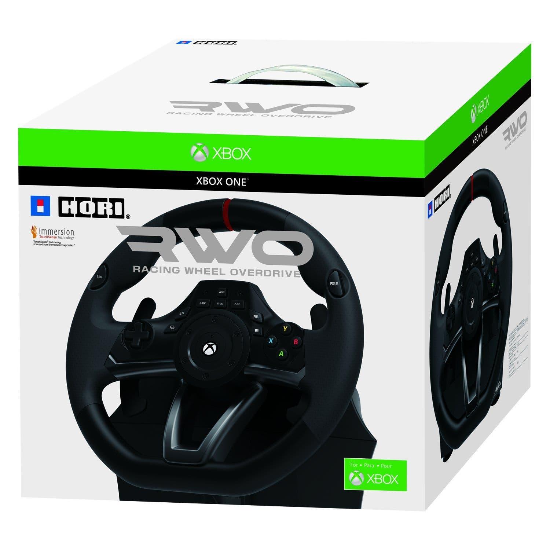as es el volante hori racing wheel overdrive buen equilibrio entre calidad y precio somosxbox. Black Bedroom Furniture Sets. Home Design Ideas