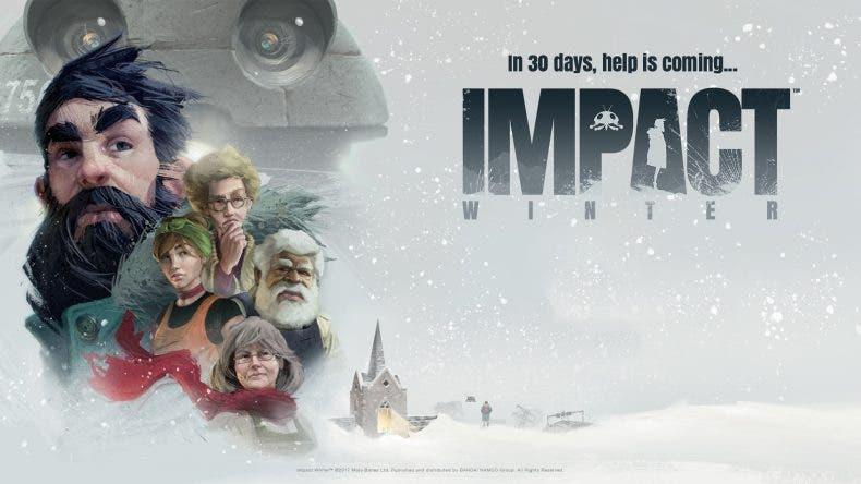 Impact Winter ya tiene fecha de lanzamiento para Xbox One 1