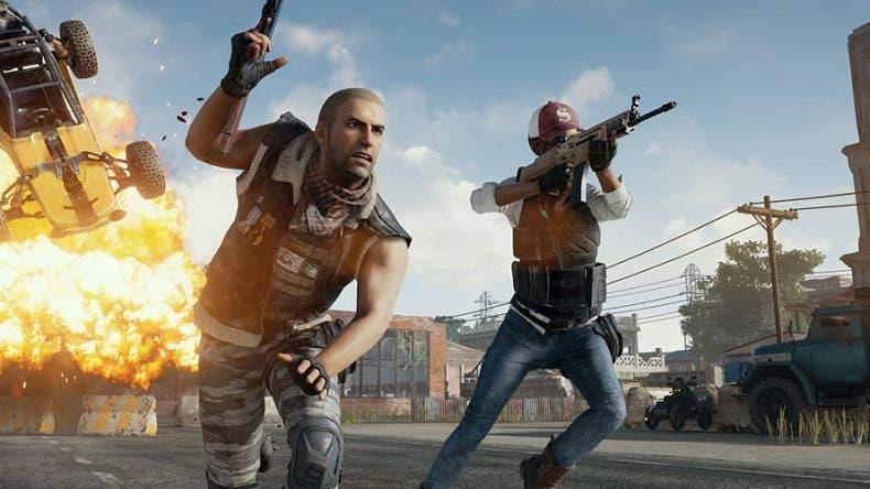 PUBG recibe hoy su segunda actualización en Xbox One 1