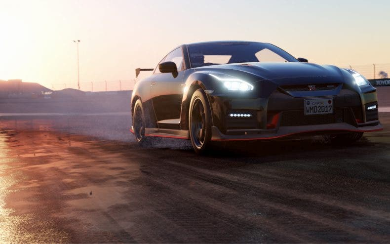Se confirman 4K@60fps para Project CARS 2 en Xbox One X 1