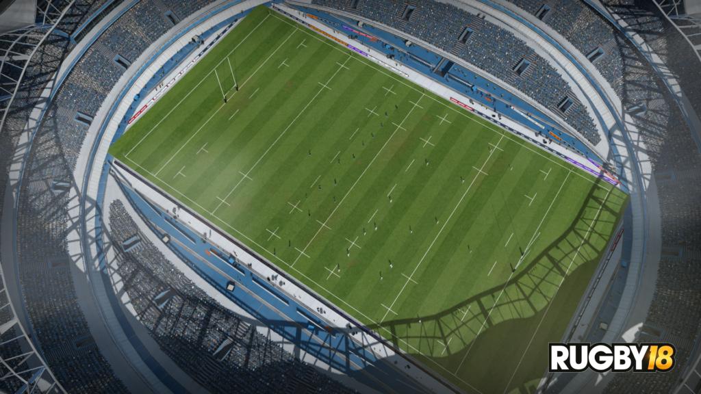 Rugby 18 confirma su llegada el próximo otoño 2