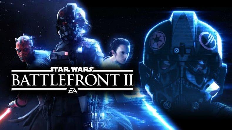 Star Wars Battlefront II se actualiza con el nuevo modo de juego Jetpack Cargo 1